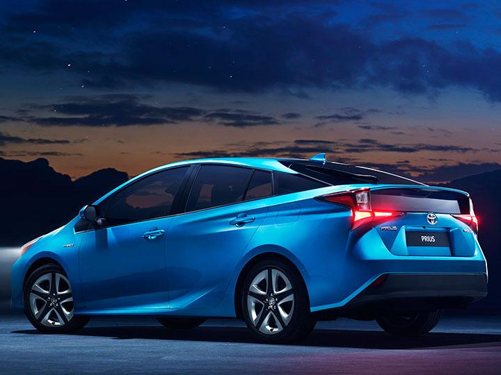 Toyota Prius 2019 Erste Infos Daten Und Details Adac