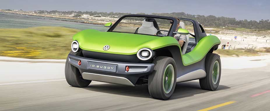VW ID Buggy Frontansicht