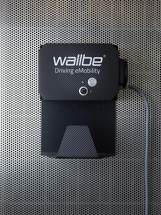 Wallbe Wallbox