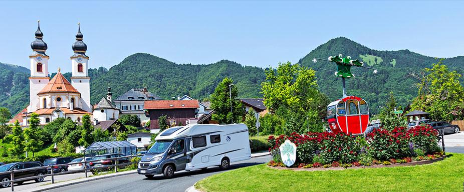 Urlaub Im Wohnmobil Tipps Für Anfänger Adac 2018