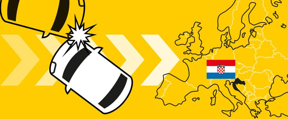 adac.de/karte Unfall im Ausland: Was tun?   ADAC