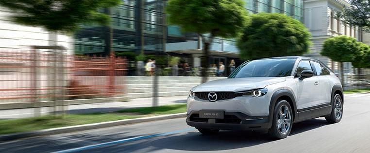 Mazda Mx 30 2020 Erste Infos Bilder Reichweite Preis