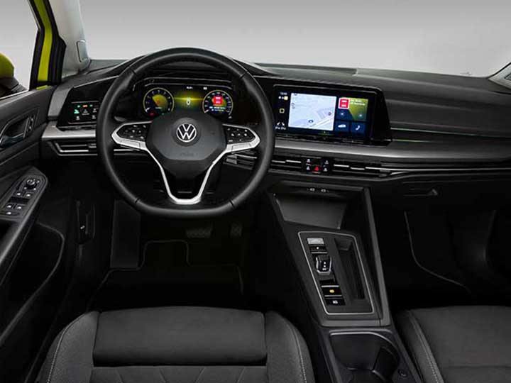 vw golf 8 alle infos bilder daten motoren adac. Black Bedroom Furniture Sets. Home Design Ideas