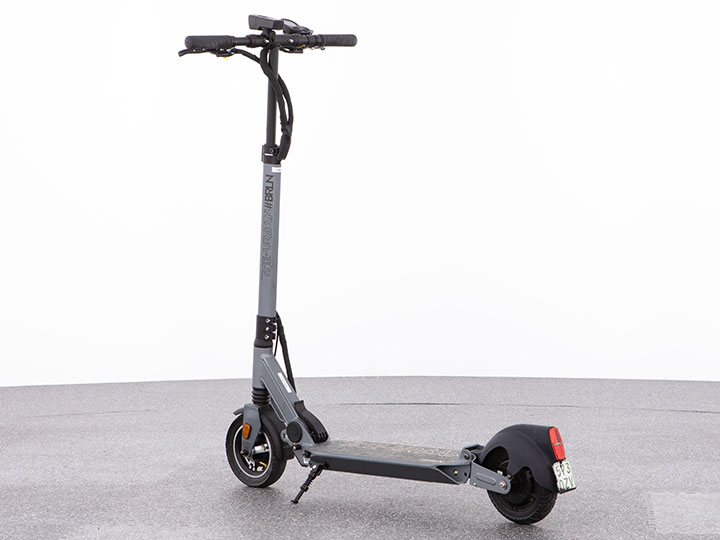 E-Scooter Test 2019
