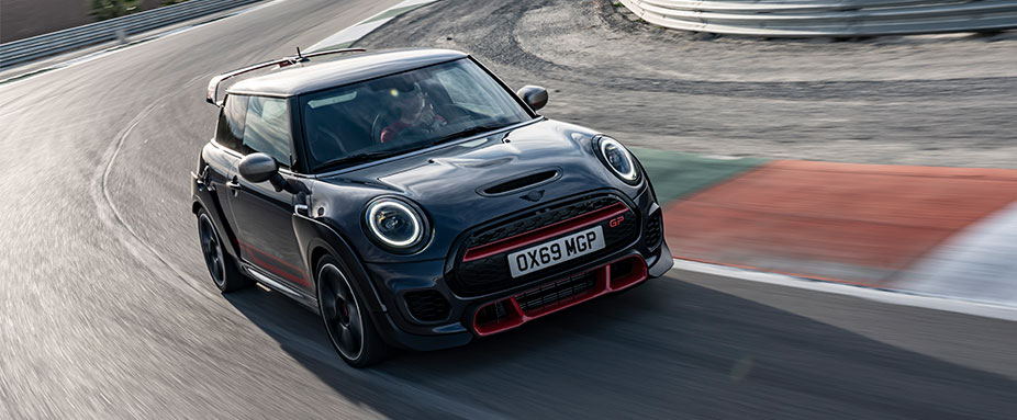 LA Autoshow 2019 Mini John Cooper Works GP