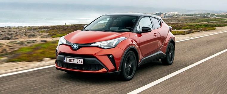 Toyota C-HR (2020): Testfahrt, Hybrid, Verbrauch, Preis   ADAC