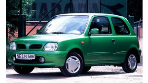 Nissan Micra 1.0 Style (07/98 - 02/00)