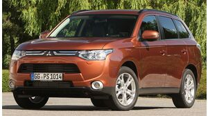 Mitsubishi Outlander 2.2 DI-D ClearTec Instyle 4WD (10/12 - 09/14)