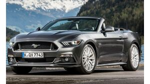 Ford Mustang 1. Generation Convertible