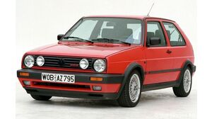 VW Golf GTI 16V Kat. Fire and Ice (09/90 - 09/91)