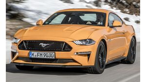 Ford Mustang 1. Generation Fastback