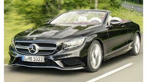 Mercedes-Benz S 560 Cabriolet AMG Line 9G-TRONIC (08/19 - 04/20)