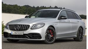 Mercedes-Benz C 43 AMG T-Modell 4MATIC 9G-TRONIC (06/19 - 07/20)
